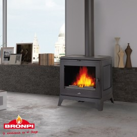 Estufa Bronpi Preston 9 Kw (Fundición)